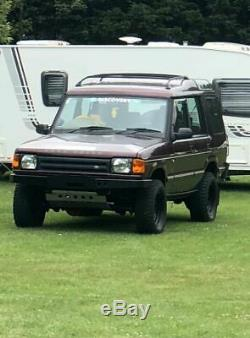 Land rover discovery 1 300tdi off roader