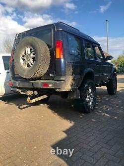 Land rover discovery 2003 td5 off road ready MANUAL