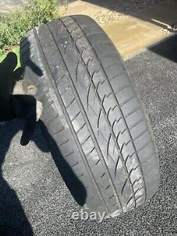 Land rover discovery 3 wheels Not Range Rover Sport/off Road/tyres 255/60/18