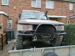 Land-rover discovery Bob tail off roader