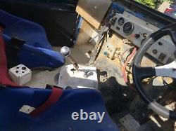 Landrover 90 trialer off roader v8 arc registered tagged v8 manual