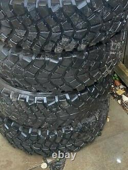 Landrover Defender 16 Off Road Alloys With Tyres