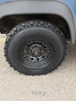 Landrover Defender Modular Off Road Mud Wheels And Tyres 235/85/16