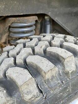 Landrover Discovery 2 Off Road Wheels And Tyres