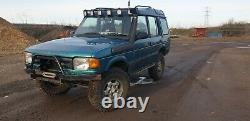 Landrover Discovery 300tdi No Reserve Off Road Project Mot March 18 2021