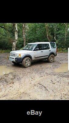 Landrover Discovery 3 Tdv6 Xlifter Offroad 6speed Manual Off Road