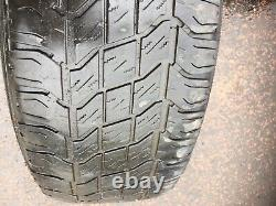 Landrover Rangerover P38 Discovery 2 Set 18 Alloy Wheels Ideal Winter Off Road