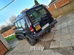 Landrover discovery 1 off roader