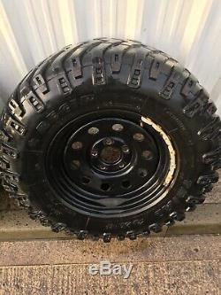 Landrover discovery 2 TD5 V8 DEFENDER OFF ROAD Wheels + tyres RECIP 265/75/16