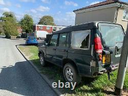 Landrover discovery td5 off roader