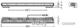 OSRAM Fernscheinwerfer LEDDL107-SP