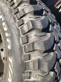 Off Road Tyres Mud Tyres All Terrain 31/10.5/15. Landrover Sj Jimmy. Discovery