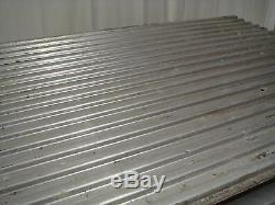 Range Rover Classic Aluminium Rear Floor Panel MTC9110 MXC7581 TAKE OFF ITEM