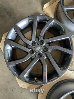Range Rover Evoque 18 Inch Alloy Wheels 8j X18ch Off45 Rims
