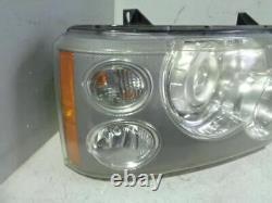 Range Rover L322 Headlight Bi Xenon Adaptive Off Side Facelift XBC501860LPO