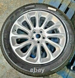 Range Rover Sport Alloy wheels + tyres 20 inch x 8.5j s new take off -LR098796