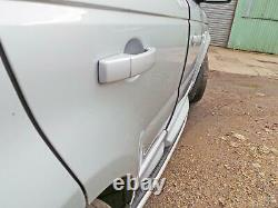Range Rover Sport Door Right Off Side Rear In 798 Zermatt Silver 2005 2013