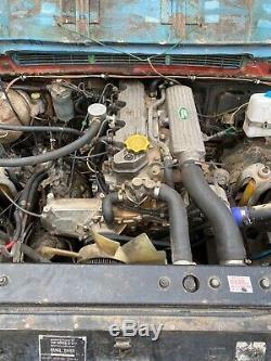 Range Rover classic 200tdi off-road 4x4