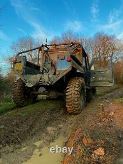 TD5 Land Rover Defender 90 Off Road 4x4