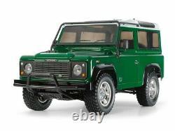 Tamiya CC-01 Land Rover Defender 90 4WD 1/10 Scale Off Road Car OZRC AC