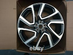 X4 Genuine Land Rover Discovery 5 22 Style 5025 Diamond Turned Alloy Wheel Set