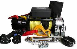 13500lb Treuil De Récupération De Corde Synthétique Dyneema Sk75 Off Road Land Rover