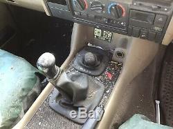 1995 Land Rover Discovery Complète 300 Tdi Moteur Testé Arrêt Manuel 300tdi Route