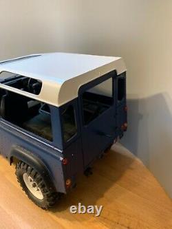 1/10 Land Rover Defender 90 Camion Rc Rock Crawler Voiture Hors Route Télécommande