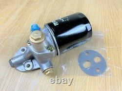 #1 Série Landrover Spin On Off Oil Filter Conversion Kit 2.25 Essence Diesel
