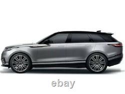 1 X Range Rover Velar 22 Alloy Wheel'style 9007' Diamond Turned # Flambant Neuf #
