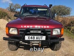 2000 Land Rover Discovery 2 Es Td5 Hors Route Ou Treuil De La Voie Verte, 2 Ascenseur
