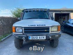 2001 Land Rover Discovery II Td5 Manuel Off Roader