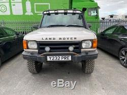 2001 Land Rover Discovery Off Off Road Roader Td5