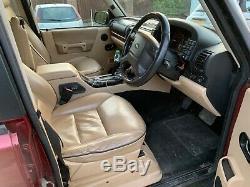 2003 Land Rover Discovery 2 Auto Td5, Hors Roader, 2 Ascenseur, Plongée, 166k