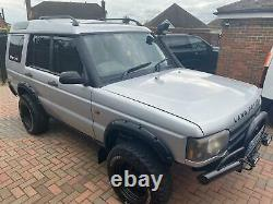 2003 Land Rover Discovery 2 Td5 4x4 Hors Route