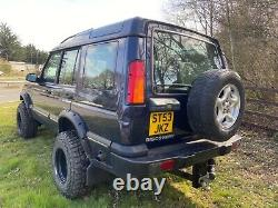 2003 Land Rover Discovery Td5 Gs Off Roader 7 Seater Manuel