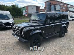 2010 60 Land Rover Defender 110 Td5 Xs 7 Station Seat Wagon One Off Ltd Edition