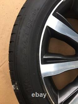 21 Range Rover Alliage Roue & Style De Pneu E Lr038149 Diamant Tourné Dg14