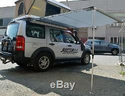 2m X 2.5m Retirez 4x4 Taud Ombre Canopy Van Land Rover Camping Off Road