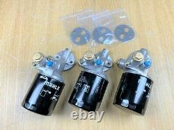 #3 Série Landrover Spin On Off Oil Filter Conversion Kit 2.25 Essence Diesel