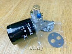 #3 Série Landrover Spin On Off Oil Filter Conversion Kit Genuine Defender Parts