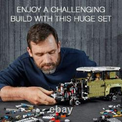 42110 Lego Technic Landrover Defender Off Road 4x4 Car Building Kit Set Boxed