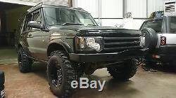 4 X Land Rover Roues Et Pneus Discovery 2 Off Road Roues Et Pneus 265 / 75x16 Insa