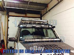 4d 20 120w Led Cree Light Bar Combo Ip68 Conduite En Alliage Léger Hors Route 4wd Bateau