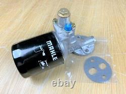 #5 Série Landrover Spin On Off Oil Filter Conversion Kit 2.25 Essence Diesel