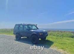 5 X Pneumatiques Fedima Mud 285 75 16 Pneus Land Rover Discovery