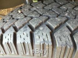 5 X Véritables Roues Et Pneus Land Rover Defender X 5 Sur La Route -off