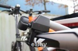 Arrière Bike Rack Roue De Secours De Montage Véhicules Hors Route Landrover Defender