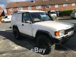 Commerciale Land Rover Discovery 300 Tdi Hors Route Prêt
