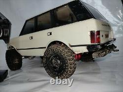 Custom Rc Range Rover/land Rover/bundle/110/brushless/off Road